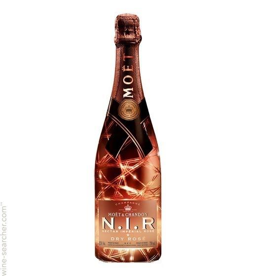 Moet & Chandon Champagne Nectar Rose Imperial - 750ML