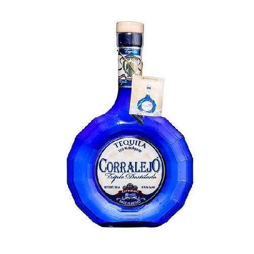 Corralejo Tequila Reposado Triple Distilled - 750ML