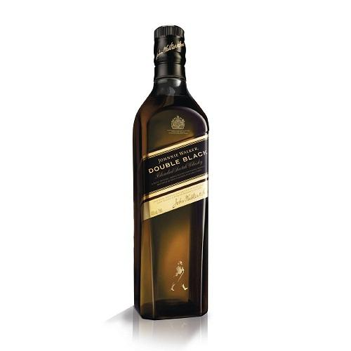Johnnie Walker Scotch Whiskey Double Black - 750ML