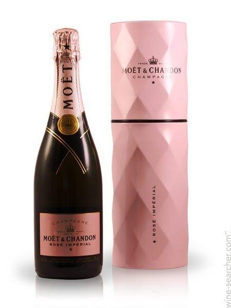 Moet & Chandon Champagne Brut Rose Imperial - 750ML