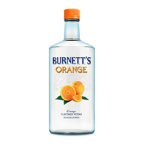 Burnett's Vodka Orange - 750ML