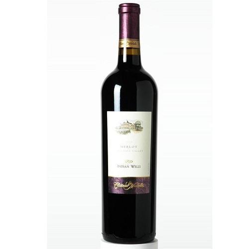 Chateau Ste. Michelle Merlot Indian Wells - 750ML