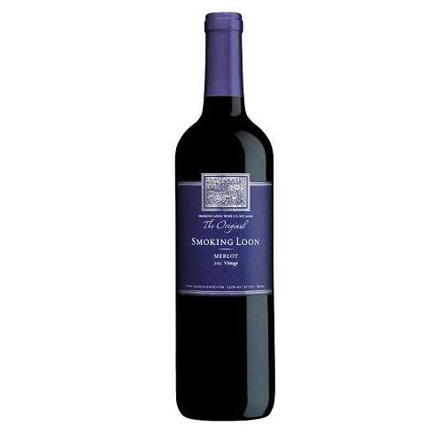 Smoking Loon Merlot - 750ML