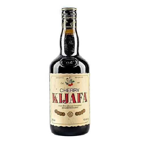 Kijafa Cherry Wine - 750ML