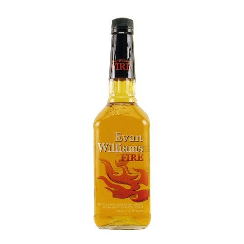 Evan Williams Fire - 750ML