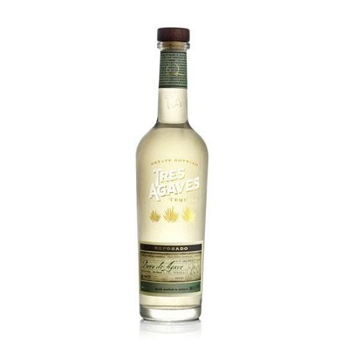 Tres Agaves Tequila Blanco - 750ML