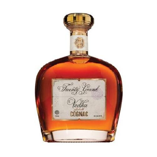 Twenty Grand Vodka Infused With Cognac Gold - 750ML