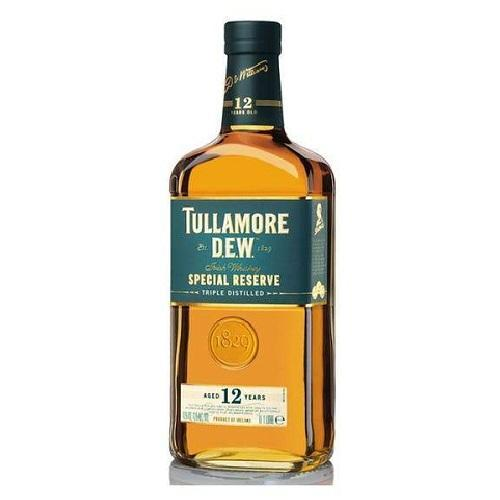 Tullamore Dew Irish Whiskey 12 Year Special Reserve - 750ML