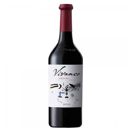 Vivanco Rioja Crianza - 750ML