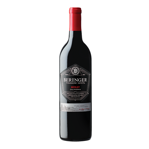 Beringer Merlot Founders' Estate - 750ML