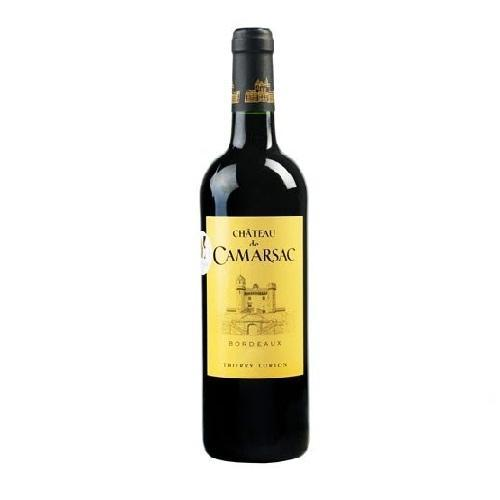 Chateau de Camarsac Red Bordeaux Thiery - 750ML
