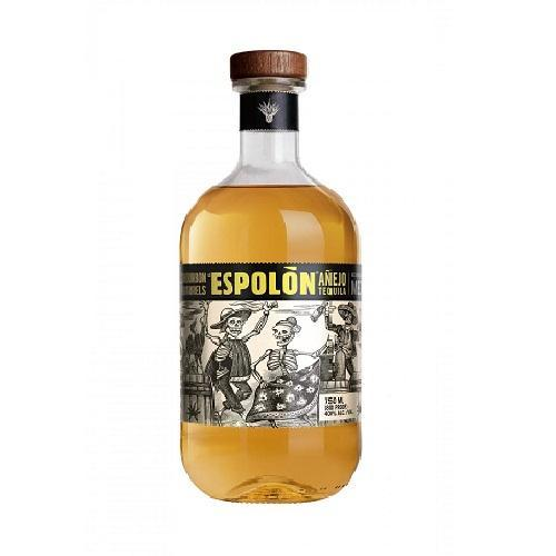 Espolon Tequila Anejo Finished In Bourbon Barrels - 750ML