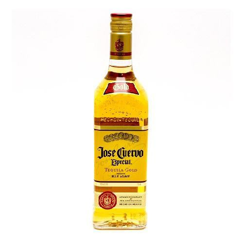 Jose Cuervo Tequila Gold - 750ML