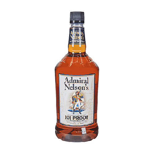 Admiral Nelson's Rum Spiced 101 Proof - 1.75L
