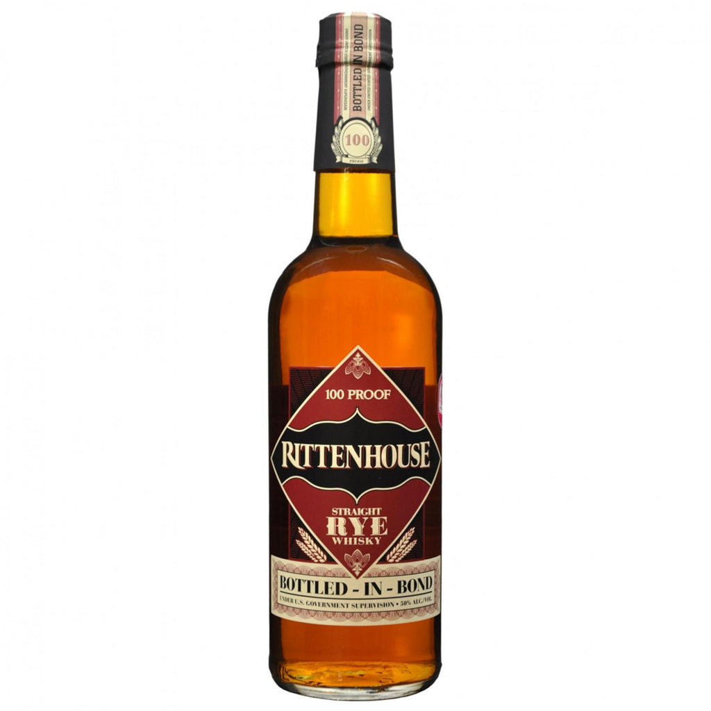 Rittenhouse Rye Whisky Bottled-In-Bond 750ML