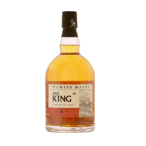 Wemyss Malts Scotch Spice King 12 Year - 750ML