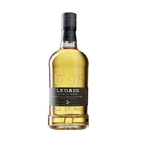Ledaig Scotch Single Malt 10 Year - 750ML