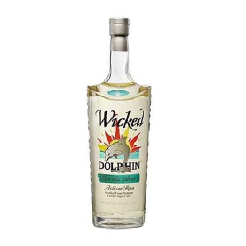 Wicked Dolphin Rum Silver - 750ML