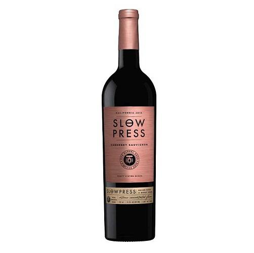 Slow Press Cabernet Sauvignon - 750ML