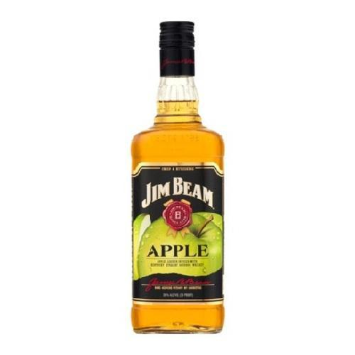 Jim Beam Bourbon Apple - 750ML