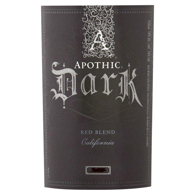 Apothic Dark Limited Release - 750ML