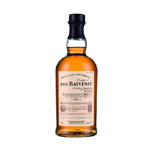 The Balvenie Scotch Single Malt 14 Year Caribbean Cask - 750ML