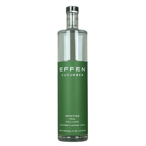 Effen Vodka Cucumber - 750ML