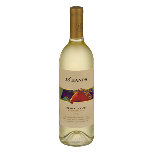14 Hands Vineyards Sauvignon Blanc - 750ML
