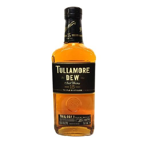Tullamore Dew Irish Whiskey 15 Year Trilogy - 750ML