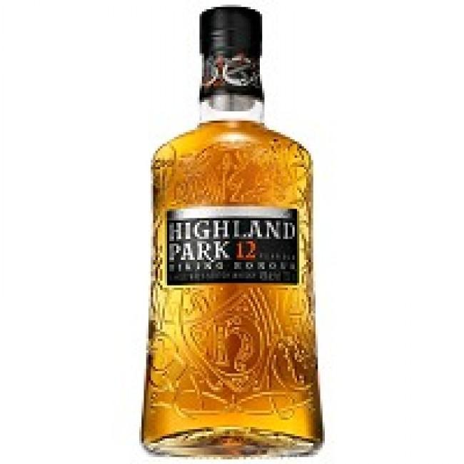 Highland Park 12 year Scotch Whiskey - 750ML