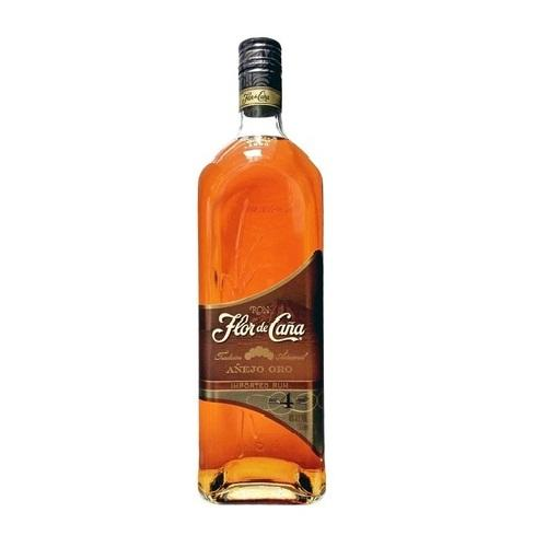 Flor de Cana Rum Anejo Oro 4 Year - 1.75L