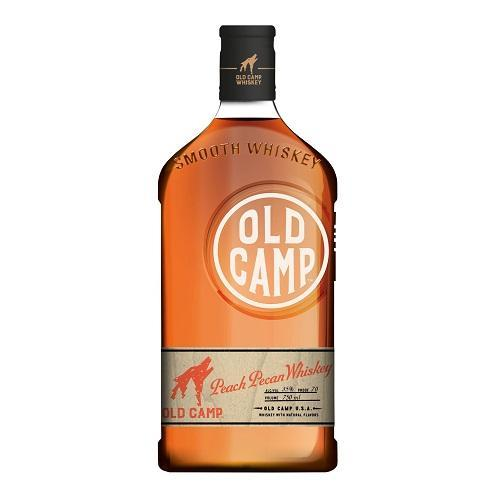 Old Camp Whiskey Peach Pecan - 750ML