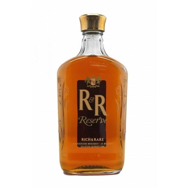 Rich&Rare Canadian Whiskey Reserve - 750ML