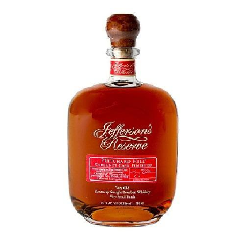 Jefferson's Reserve Pritchard Hill Cabernet Cask Finish - 750ML