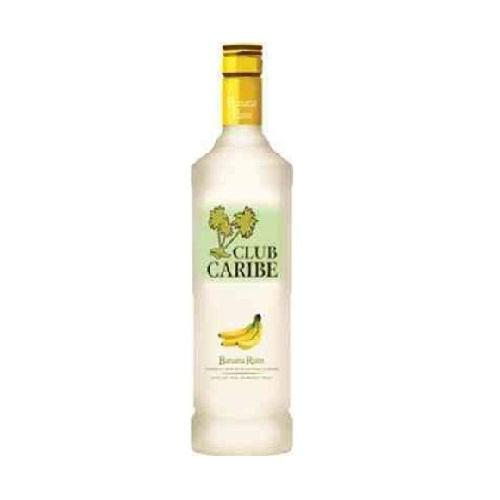 Club Caribe Rum Banana - 750ML