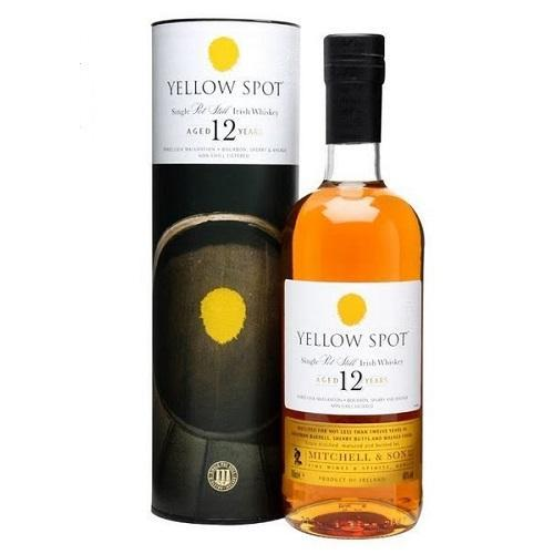 Yellow Spot Irish Whiskey Pot Still 12 Year - 750ML