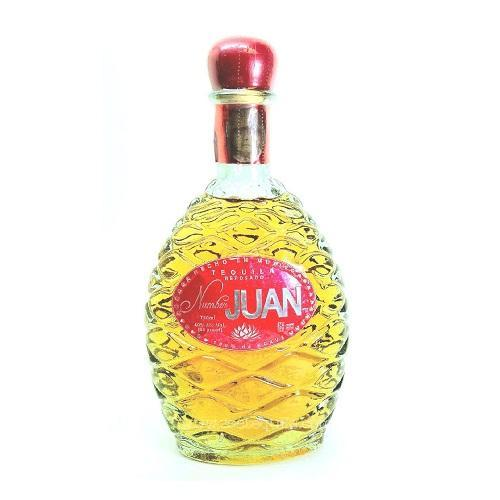 Number Juan Tequila Blanco - 750ML