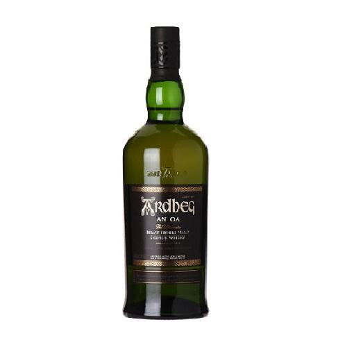 Ardbeg Scotch Single Malt An Oa - 750ML