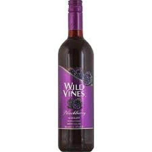 Wild Vines Blacberry Red Blend - 750ML