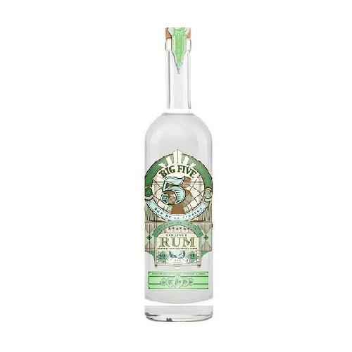 Big 5 Rum Coconut - 750ML