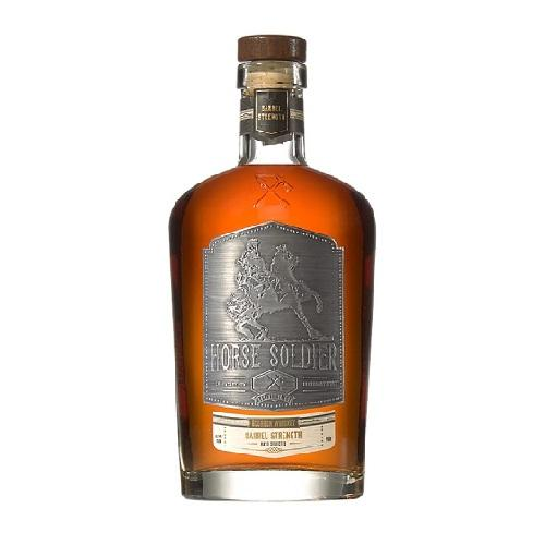 Horse Soldier Bourbon Barrel Strength - 750ML
