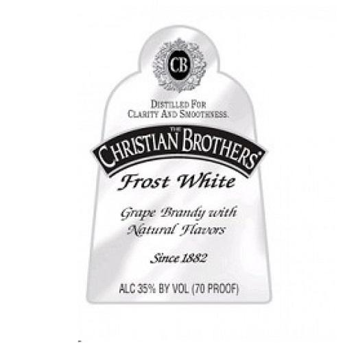 Christian Brothers Brandy Frost White - 1.75L