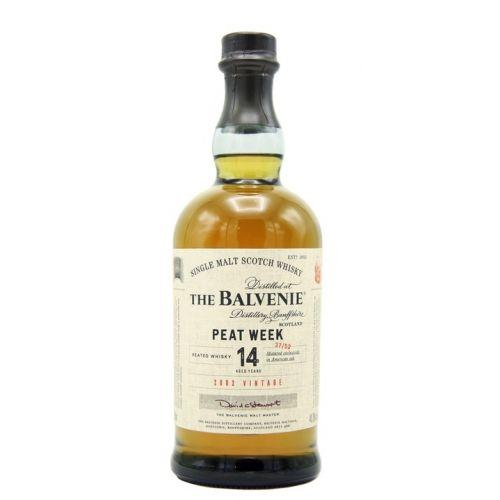 The Balvenie The Week Of Peat 14-Year-Old Single Malt Scotch Whisky 750ML