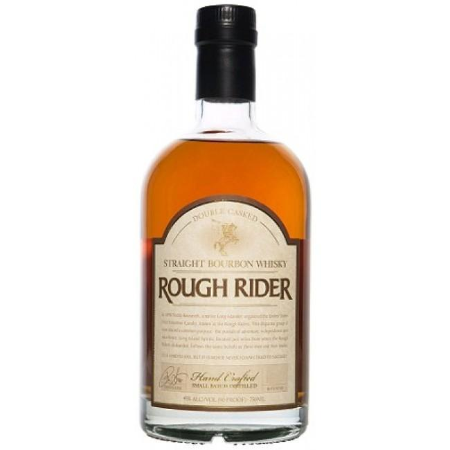 Rough Rider Bourbon Double Casked 750ML