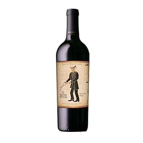 Krupp Brothers The Water Witch Red Wine Stagecoach Vineyard Napa Valley 750ML