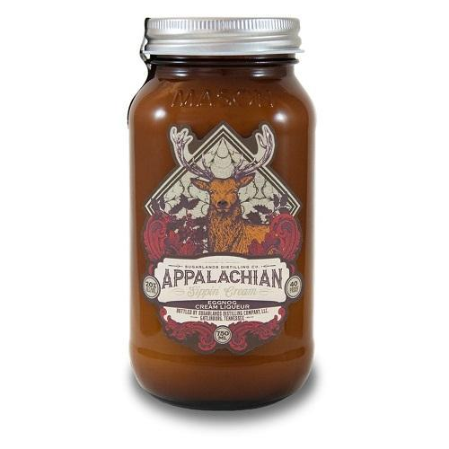 Sugarlands Appalachian Eggnog Cream Liqu 750ML