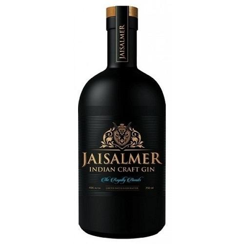 Jaisalmer Indian Craft Gin - 750ML