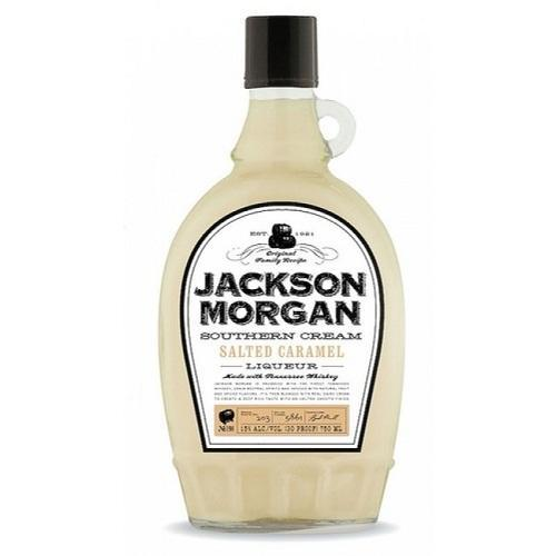 Jackson Morgan Salted Caramel - 750ML