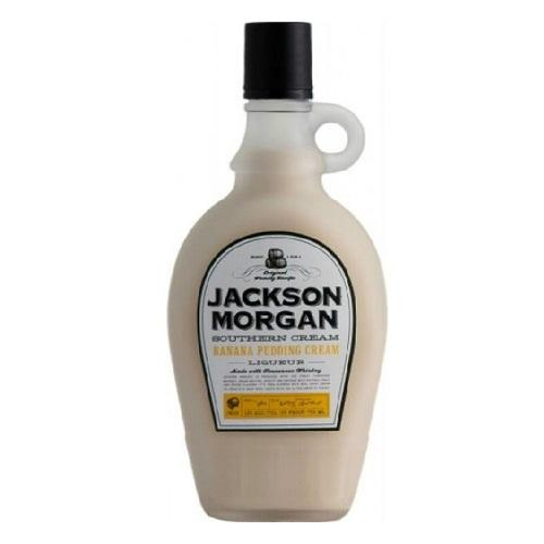 Jackson Morgan Banana Pudding Cream - 750ML