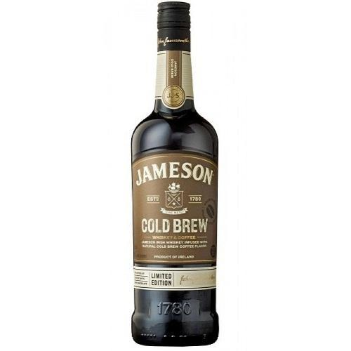 Jameson Cold Brew Cofee Limited Edition - 750ML